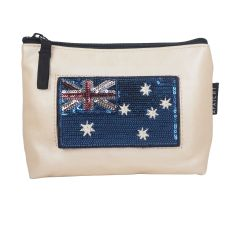 Customised cosmetic pouch