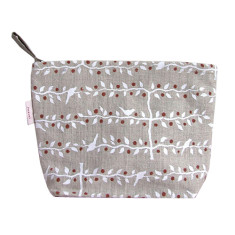 Cosmetics bag in espalier