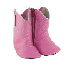 Cowboy/cowgirl boots in pink