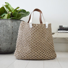 Threads that Shine Tote