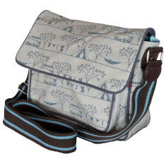 Tamelia cotton canvas Camping satchel