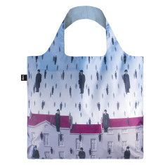 LOQI shopping bag museum collection - rene margritte