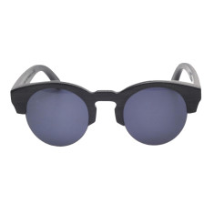 Warhurst black bamboo sunglasses