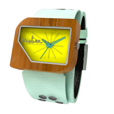 Pelicano watch in mint