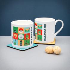 Personalised Est. 1990's Mug