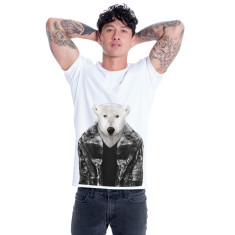 Polar Bear Men's Tee