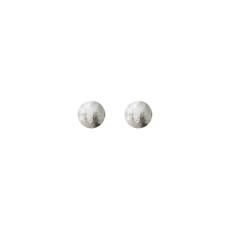 Marrakech Stud Earrings in Sterling Silver