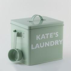 Personalised English Heritage Laundry Powder Tin Set