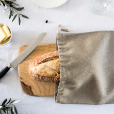 LOAF Linen Bread bag