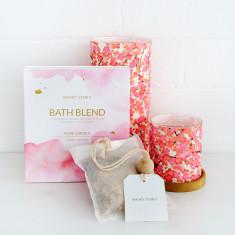 Bath Blend Rose Garden