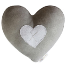 Heart cushion (various colours)
