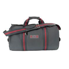Personalised Grey Kit Bag