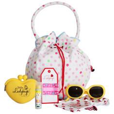Little lady Hannah handbag sun pack