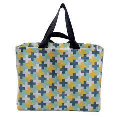 Crosses Beach Bag