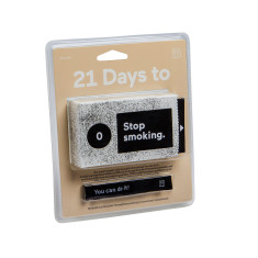 Doiy 21 days to stop smoking ticket box