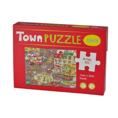 Town 72-piece puzzle