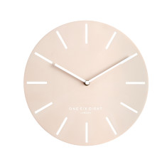Chloe Silent Wall Clock -  by One Six Eight London. Multiple Colours 30cm or 60cm