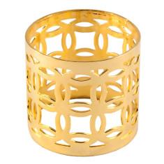 Floral Trellis Napkin Ring