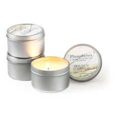 Travel candles in tins (set of 3)