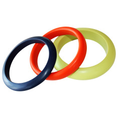 Sahara thin resin bangles