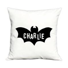 Superhero personalised cushion cover
