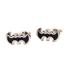 Cufflinks - Batman Silver