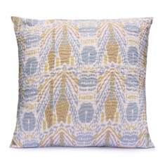Kantha cushion in Tribal