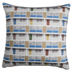 Beautiful estate Lambeth cushion cover