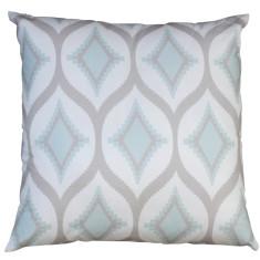 Boheme birdsegg aztec cushion