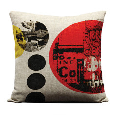 Mod with type cushion cover