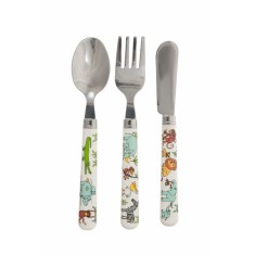Tyrrell Katz Jungle Animals Cutlery Set