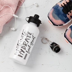 Motivate Water Drinks Bottle