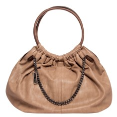 Hooked on me vegan leather handbag