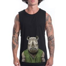 Rhino men's muscle tank