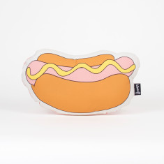 Woouf Cushion - Hot Dog