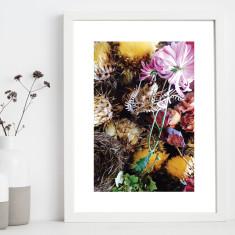 Autumn forest #3 art print (various sizes)