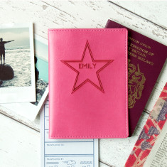 Name in Stars Passport Holder