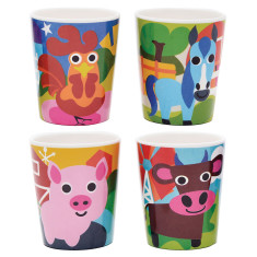 French Bull farm collection kids' juice cup