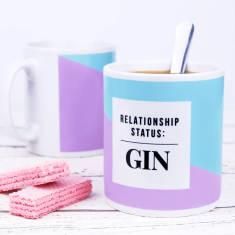 Relationship Status Gin Mug