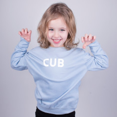 Cub Children's Sweatshirt Jumper
