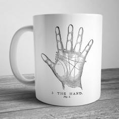 Vintage Hand Mug