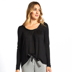 Tilly Top in Black