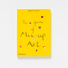 Phaidon Press The Game of Mix Up Art interactive kids book