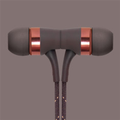 VAIN STHLM Originals In-ear Headphones in Raw Umber