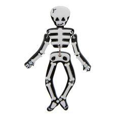 Erstwilder funny bones brooch