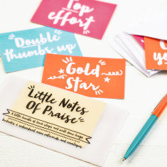 Little Notes of Praise Notecard Set