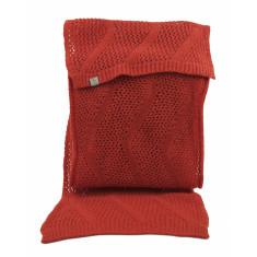 Big Catch - Lamb's wool scarf