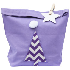 Star lavender gift bag