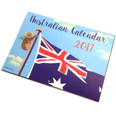 Australian 2017 calendar