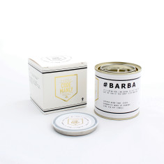 Code Manly Barba Candle